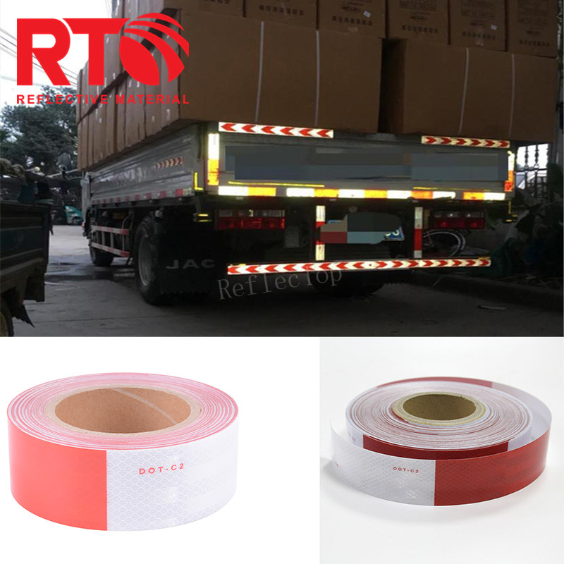 DOT-C2 Conspicuity tape for truck