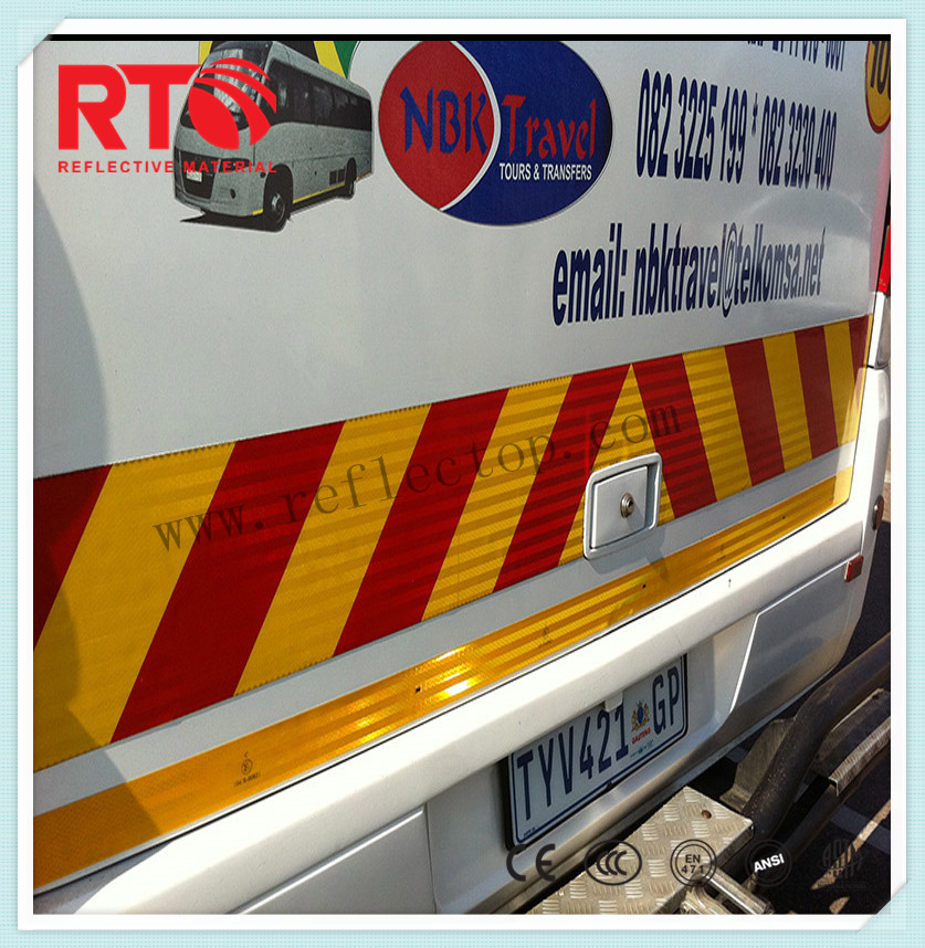 Conspicuity Reflective Tape For Vehicle