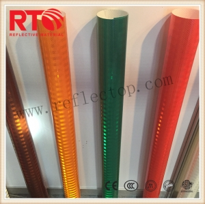 HIP reflective sheeting for traffic sign